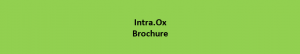 Intra.Ox Brochure